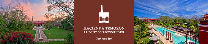 Accommodations at Hacienda Temozon