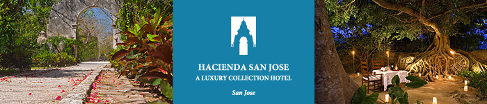 Accommodations at Hacienda San Jose